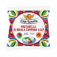 Casa Azzura Mozzarella di bufala campana boule AOP 150 g