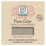 So bio fard a paupieres pure color 03 gris precieux