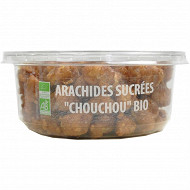 "Arachide ""chouchou"" bio 140g"