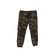 Pantalon camouflage garçon KAKI (REF GAR 14) 12 ANS
