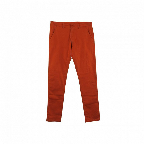 Pantalon chino homme BLACK 48