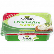 Alnatura fromage à tartiner aux fines herbes bio 175g