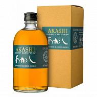 Akashi blended whisky sherry cask finish 50cl 40%vol