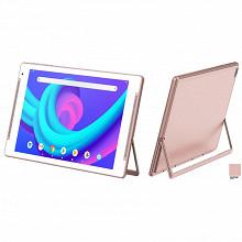 """Logicom Tablette 10.1"""" LA TAB STAND ROSE"""