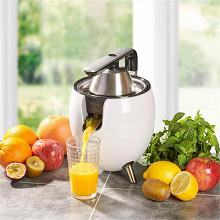Kitchencook presse agrule éléctrique blanc PRESSPOD_WHITE
