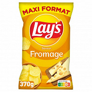 Lays chips fromage 370g