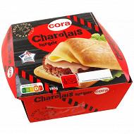 Cora Burger charolais sauce burger 180g