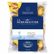 Pomme de terre primeur de Noirmoutier sachet 1kg + 10% offert