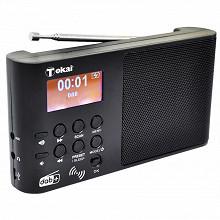 Tokaï Radio portable multimédia fm /dab+ noir RPD10N