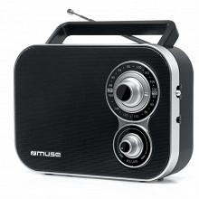 Muse Radio portable analogique fm/am M-051 R