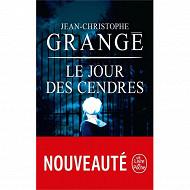Jean-Christophe Grangé - Le jour des cendres
