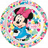 Assiette plate micro ondable Minnie
