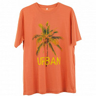 Tee shirt manches courtes homme ROSE XXL