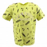 Tee shirt manches courtes garçon ANIS 3 ANS