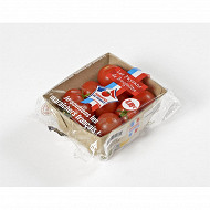 Tomate cerise rouge barquette 200g