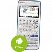 Calculatrice graphique COULEUR casio graph90+E Python