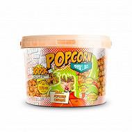 Marvelous seau de popcorn caramel 350g