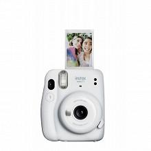 Fujifilm Appareil photo instantané Instax mini 11 blanc givré 16654982