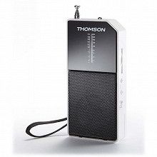 Thomson radio de poche am/fm RT205