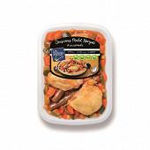 Couscous et semoule, poulet merguez fe 1600g