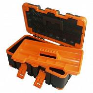 Rondy boite à outils plastique