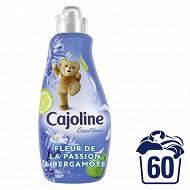 Cajoline créations fleur de la passion et bergamote 1.5l