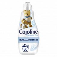 Cajoline doux et pur adoucissant hypoallergénique 1.5l