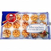 Mini rochers noix de coco x15, 250 g