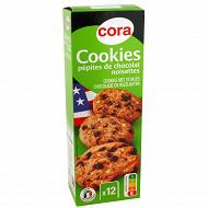 Cora cookies noisettes 200g