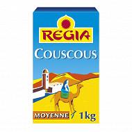 Régia semoule de couscous moyenne 1kilo
