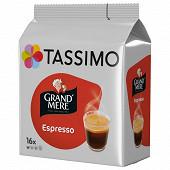 Tassimo grand mère espresso x16 104g