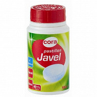 Cora pastilles javel x 48