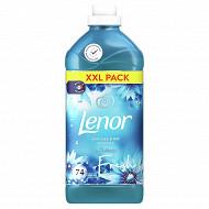 Lenor liquide adoucissant air frais 1.702l
