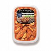 Sauté de veau marengo et ses pommes de terre 900g