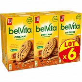 Belvita biscuit breakfast miel x6 2.61kg