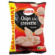 Cora chips de crevettes 100g
