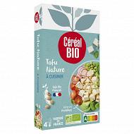 Céréal bio tofu nature prêt à cuisiner 250g