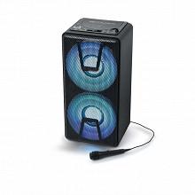 Muse Enceinte party box bluetooth avec cd et batterie M-1820 DJ