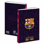 Agenda scolaire fc barcelone