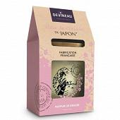 Devineau contenant ovale 2 méche en coffret cadeau parfum fleurs de cerisier