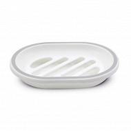 Porte savon plastique imprimé zen Spirit
