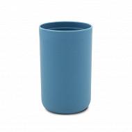 Gobelet plastique bleu de provence