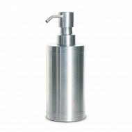 Distributeur de savon en metal finition mate
