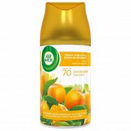 Air Wick recharge désodorisant freshmatic agrume et mandarine 250ml