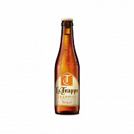 La trappe tripel bouteille 33cl Vol.8%