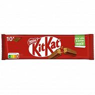 KitKat barres au chocolat au lait 10x41,5g
