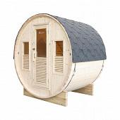 Sauna d'extérieur Gaia Bella 3 places