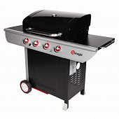 Somagic barbecue manhattan 400gp 4 brûleurs - réf 343219GP