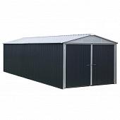 Yard master garage metal 15.50 m surface hors tout