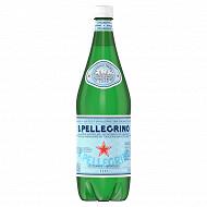 San Pellegrino eau minérale naturelle gazeuse 1L